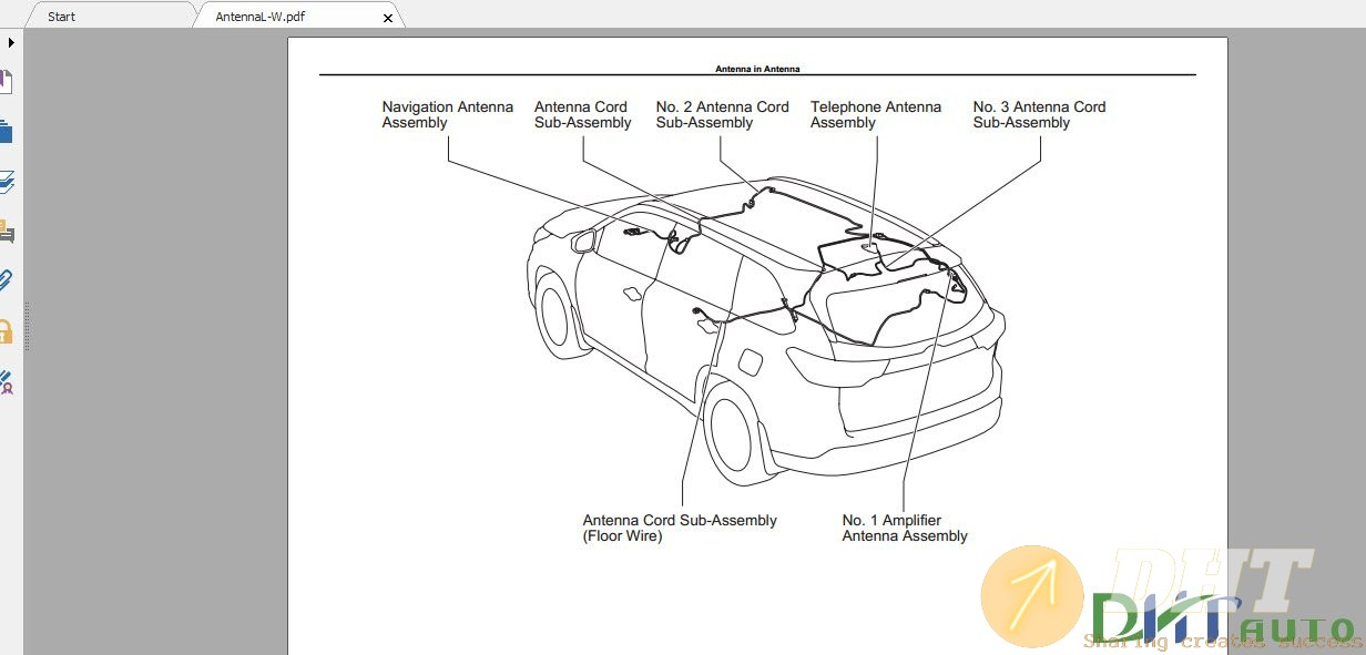 Service Manual     Toyota       Highlander    2014 Service Manual