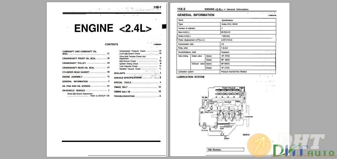 mitsubishi 2 4l engine manual schematic wiring diagrams u2022 rh nexvision  co 2003 Mitsubishi Galant Belt Diagram 2001 Mitsubishi Galant Wiring-Diagram