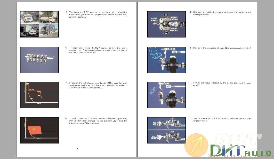 Service Manual - Bosch Module 4(5)RQV-Governor Pre Tech