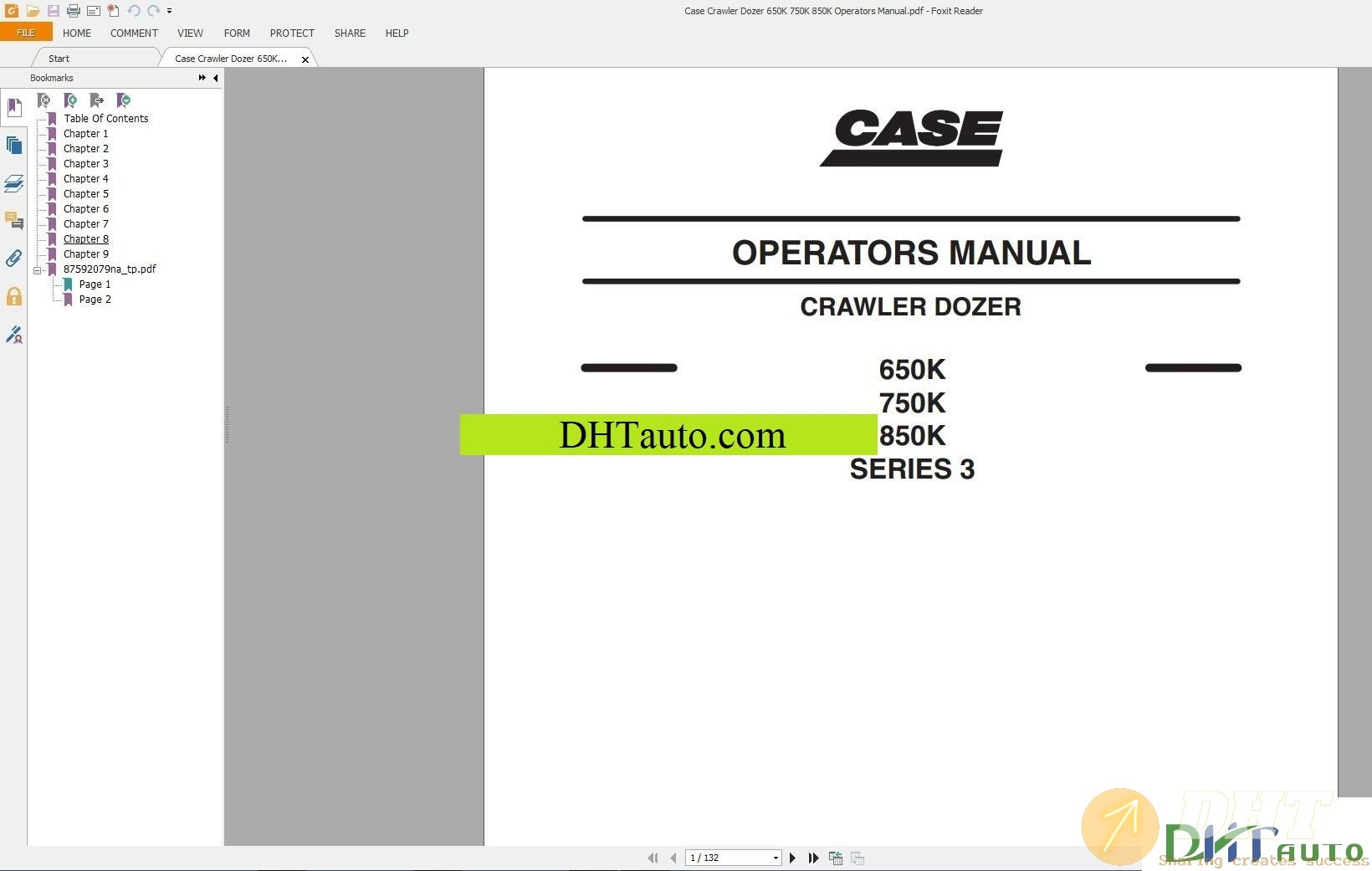 Case Crawler Dozer Operators & Service Manual 8.jpg