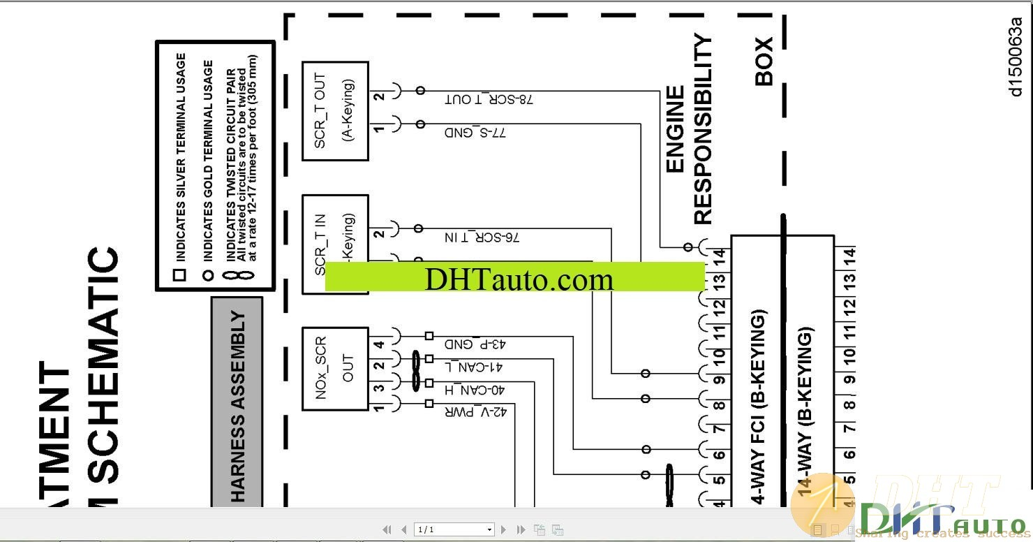 Wiring Diagram - Detroit Wiring Diagrams Full ...