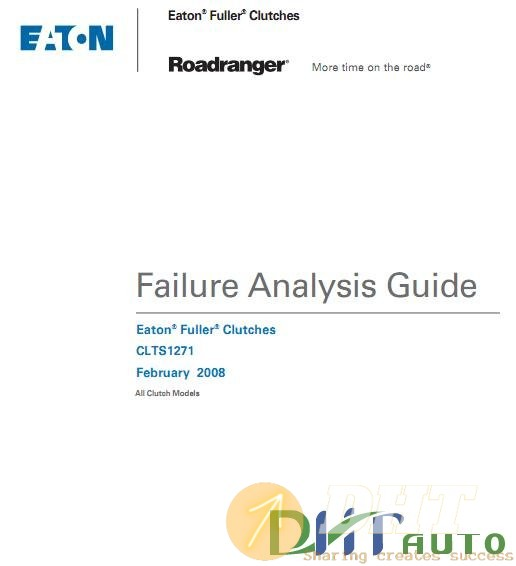 Training] - Eaton Clutch Failure Analysis Guide | Automotive