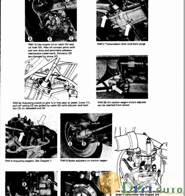 Workshop Manual  1973