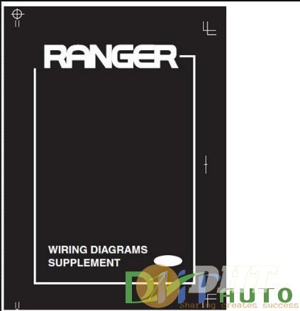 Wiring Diagram - Ford Ranger J97W Wiring Diagrams ...