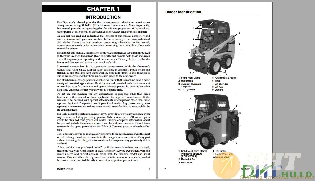 GEHL SL1640E Steer Loader Operator's Manual-1.png