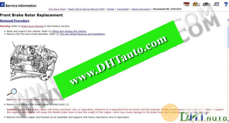 General Motors Service Information  09 2011