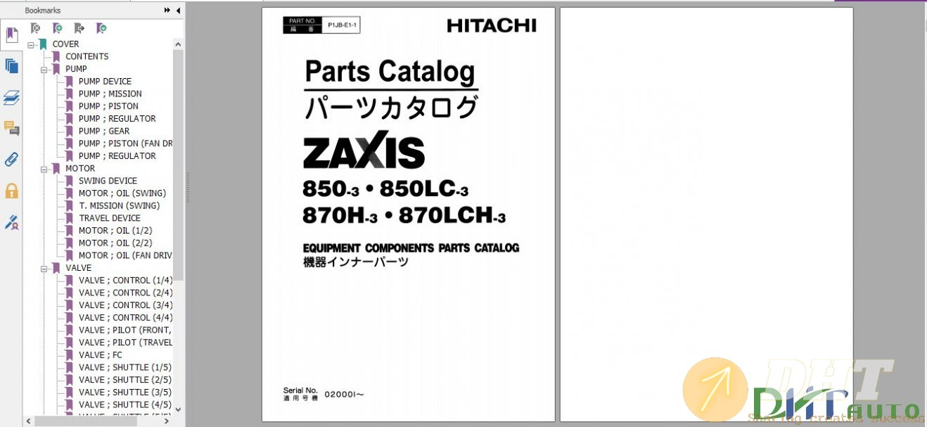 Parts Cataloges