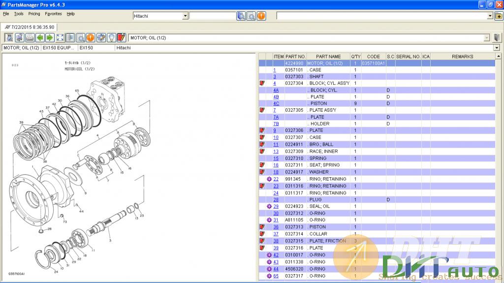 HITACHI-Parts-Manager-Pro-6.4.3-03-2015-1.png