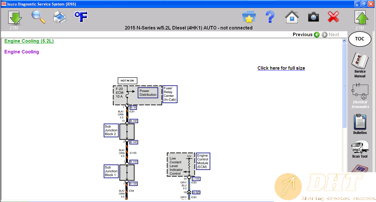 ISUZU DIAGNOSTIC SERVICE SYSTEM IDSS II 2015 -1.png