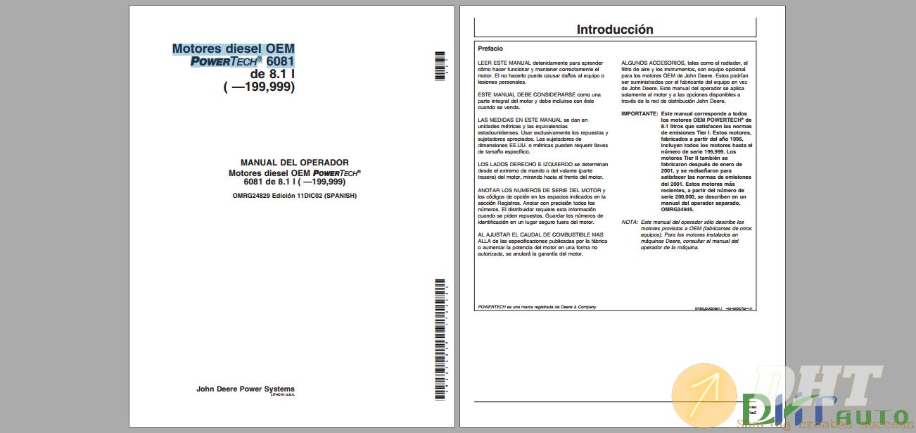 Join Deere Motores diesel OEM POWERTECH 6081 Operator's Manual.png