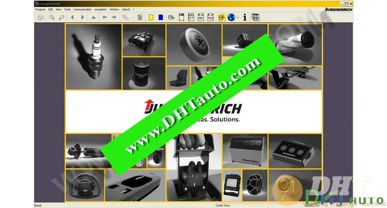 Jungheinrich Forklift JETI ET v4.33 EPC Full [2017]
