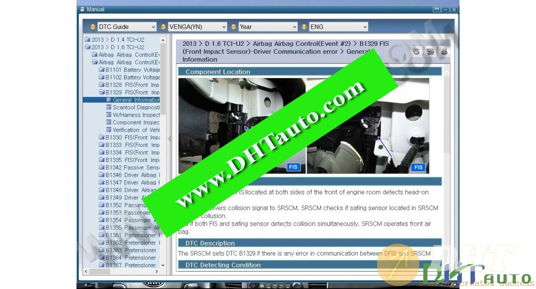 Kia Gds Service  U0026 Repair Information  2016