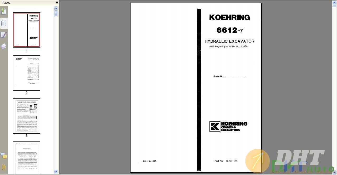 Koehring_6612-7_Hydraulic_Excavator_Parts_Manual_No.12261-149.jpg