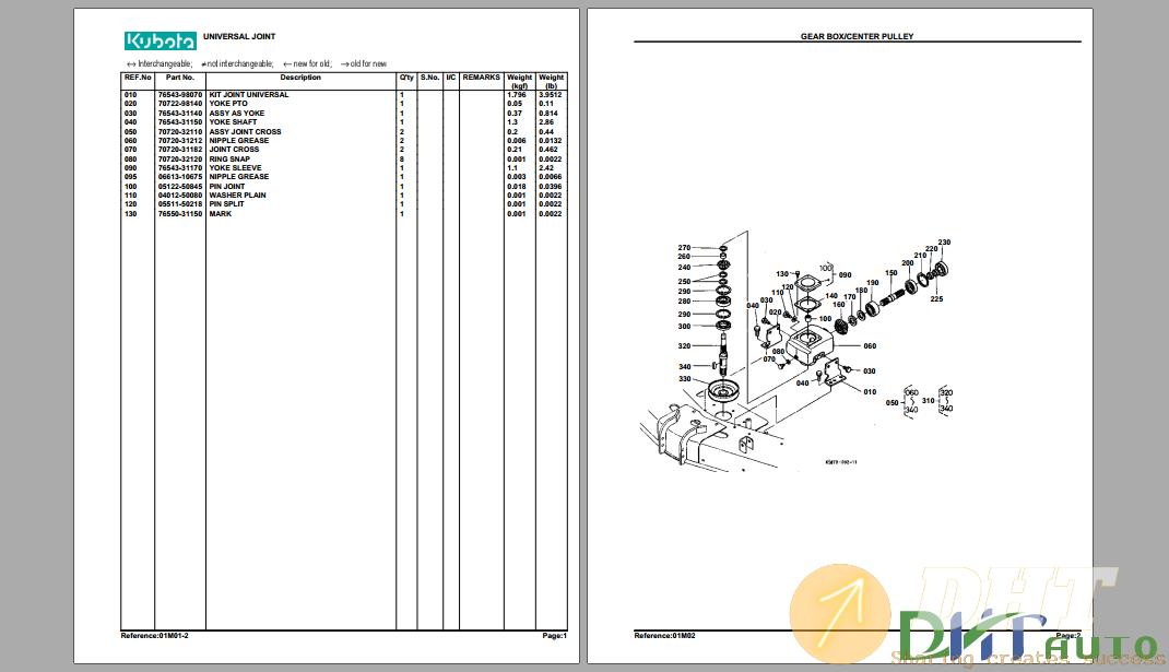 Kubota RC72-36A Mower Deck Parts Manual-.png