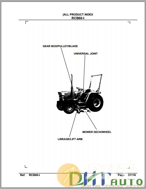 Kubota RCB60-1 Mower Deck Parts Manual.png