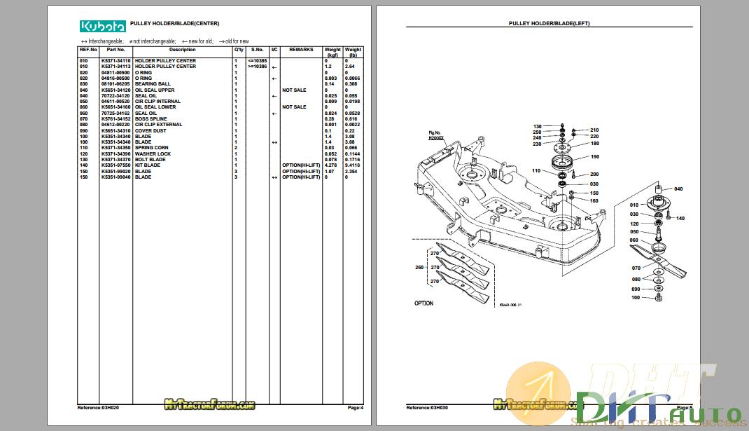 Kubota RCK54-24G ( G2460G) Mower Deck Parts Manual-1.png