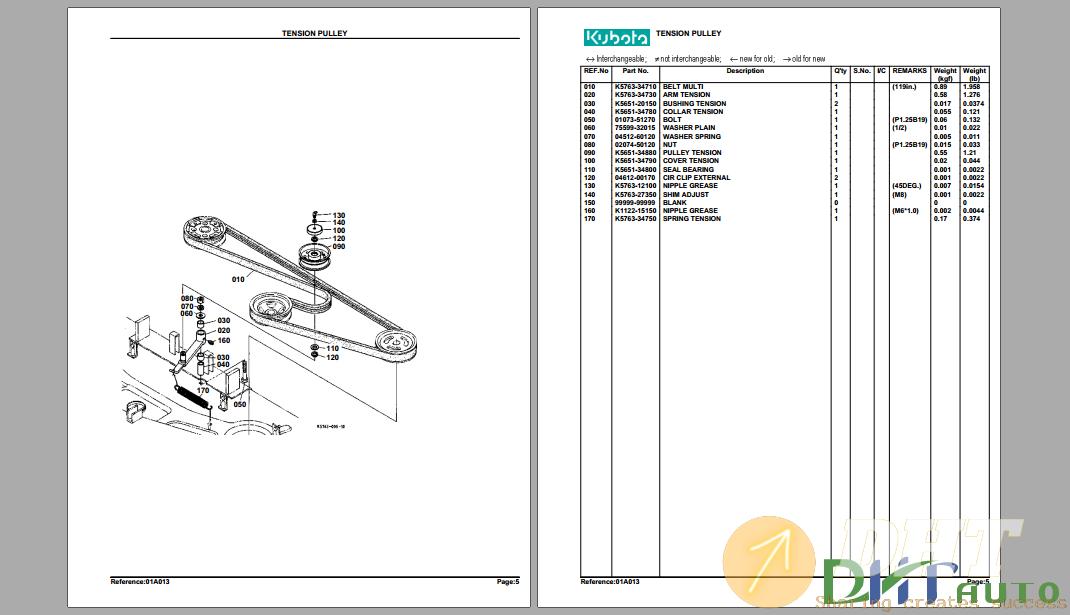 Kubota RCK60-30B  Mower Deck Parts Manual.png