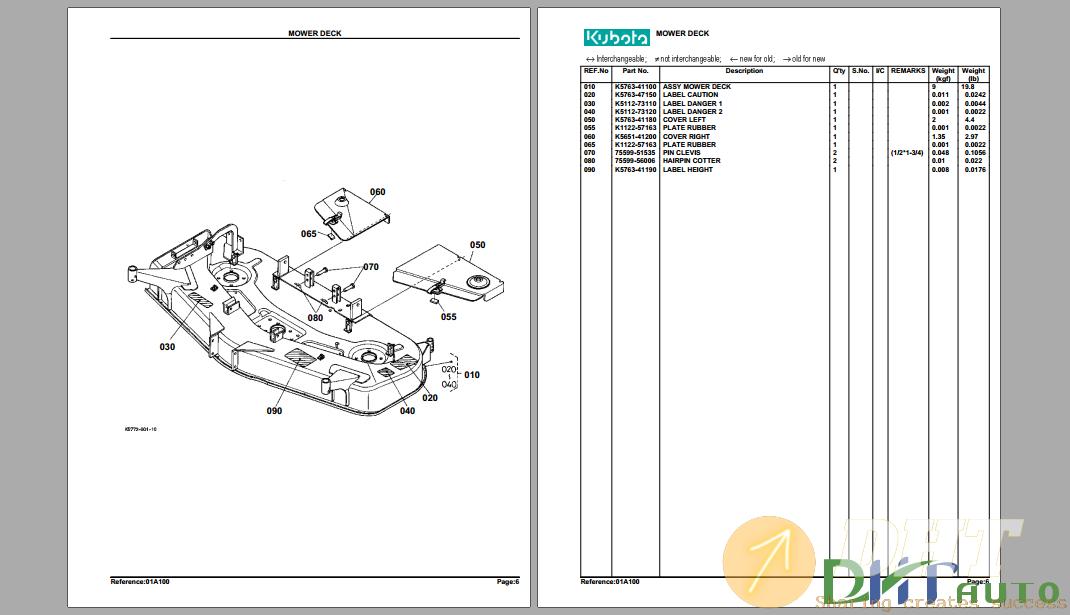 Kubota RCK60-30B  Mower Deck Parts Manual-.png