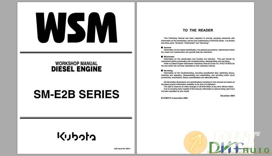 Kubota SM-E2B Series Diesel Engine Workshop Manual.png