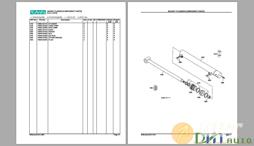 Kubota TL720A(L35) Hydraulic Loader Parts Manual-2.png