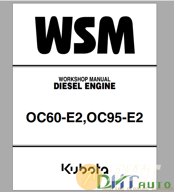 Kubota VSM Diesel Engine OC60-E2,OC95-E2 Workshop Manual.png
