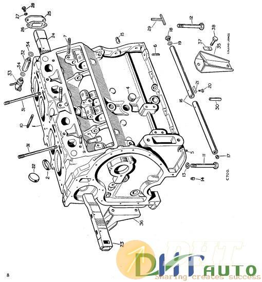 Parts Cataloges  - Land Rover Series Ii  U0026 Iia