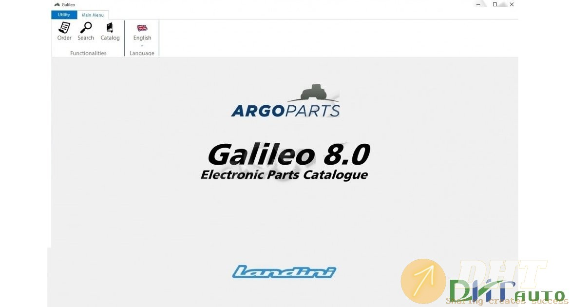 LANDINI AG ELECTRONIC PARTS CATALOGUE EPC 2015