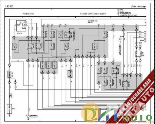 Diagram  2005 Lexus Es 33es33electrical Wiring Diagram Manual Full Version Hd Quality Diagram