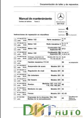 Wiring Diagram - Mercedes 190E Electrical Wiring ...