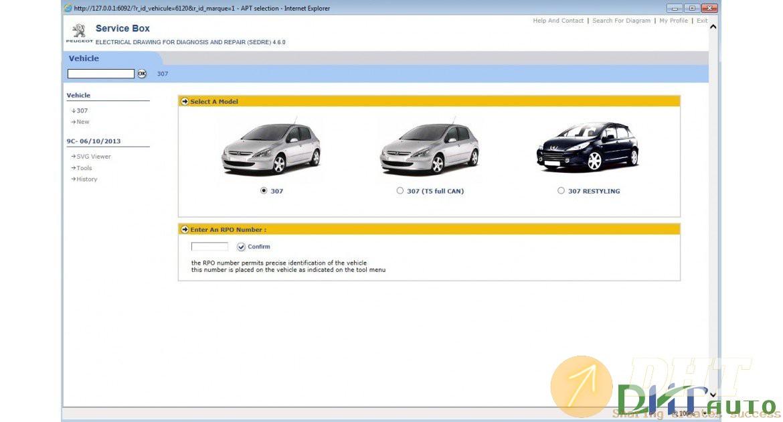 Peugeot   Repair Sedre