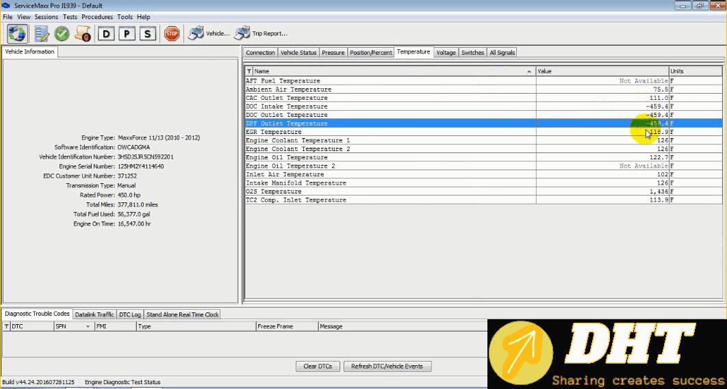 Servicemaxx Pro J1939 Lever 3 V43 26 Software Full