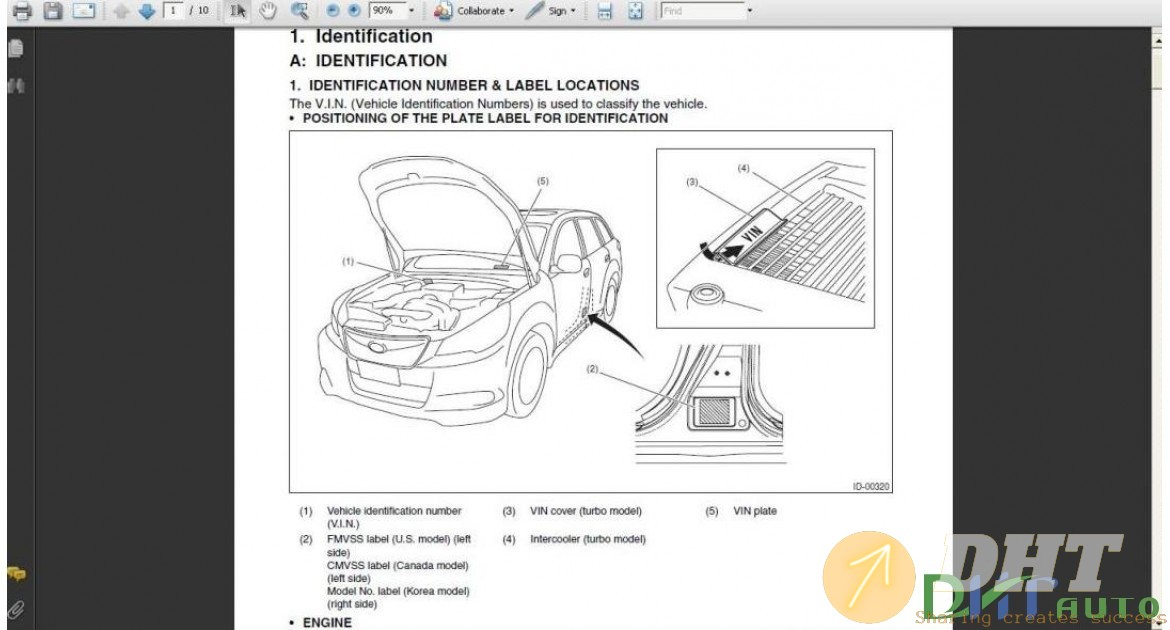 2005 Subaru Legacy Parts Diagrams