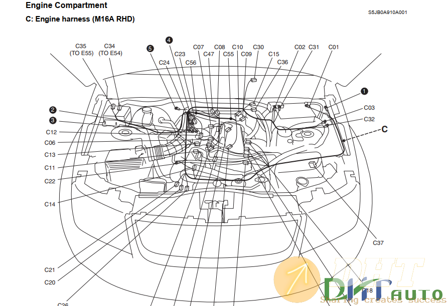 Workshop Manual - Suzuki Grand Vitara  M16a  U0026 J20a Engines  2005