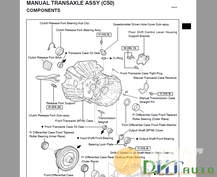 Toyota C50 Automatic Transmission Repair Manual 3.png