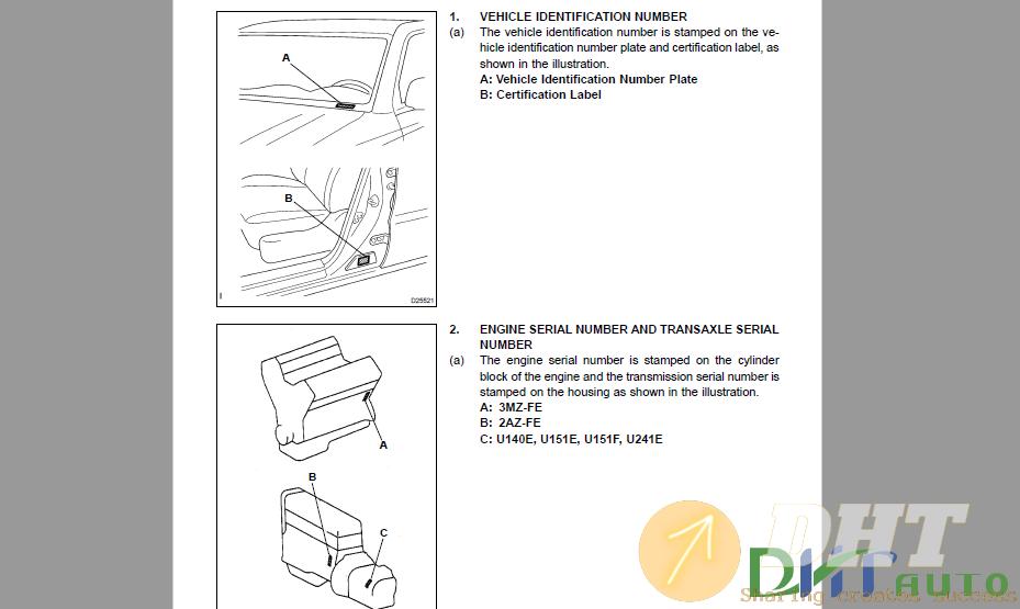 Toyota Highlander 2005 Repair Manual 2.png
