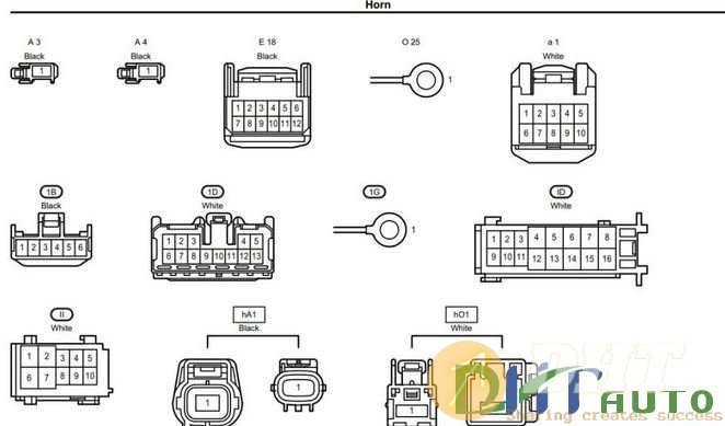 Wiring Diagram - Toyota Camry Hibrid Vehicle 2011 Wiring ...